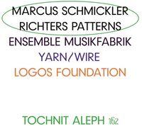 Marcus Schmickler - Richters Patterns (2pk)