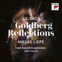 J Bach S / Liepe / Phillips - Goldbergreflections