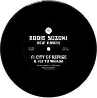 Eddie Suzuki - City Of Refuge (Clear Vinyl) [Clear Vinyl]