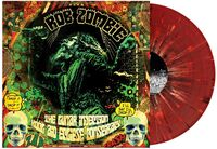 Rob Zombie - The Lunar Injection Kool Aid Eclipse Conspiracy [Red w/ Black & White Splatter LP]