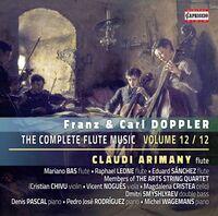 Claudi Arimany - Complete Flute Music 12
