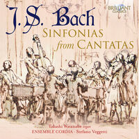 J Bach S / Veggetti / Watanabe - Sinfonias from Cantatas