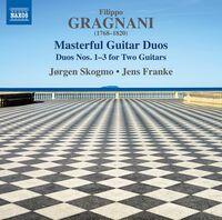 Gragnani / Franke / Skogmo - Guitar Duos