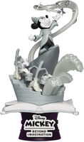 Beast Kingdom - Sorcerers Apprentice Ds-018sp D-Stage 6in Statue S