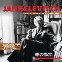 Jankelevitch - Cours Et Monologues 1959-1962 (4pk)