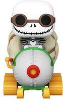 Funko Pop! Ride Super Deluxe: - Nightmare Before Christmas- Jack&Snowmobile (Vfig)