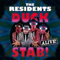 Residents - Duck Stab! Alive! (W/Dvd) (10in) [With Booklet]