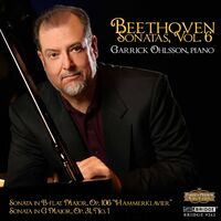 GARRICK OHLSSON - Sonatas 6