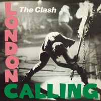 The Clash - London Calling (Uk)