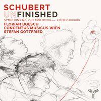 Concentus Musicus Wien / Stefan Gottfried - Schubert: Unfinished Symphony Lieder