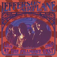 Jefferson Airplane - Sweeping Up The Spotlight Live At Fillmore East