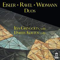 Ilya Gringolts - Duos