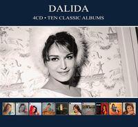 Dalida - Ten Classic Albums (Dig) (Hol)