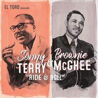 Sonny Terry / Mcghee,Brownie - Ride & Roll (Spa)