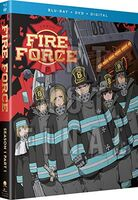 Fire Force: Season One - Part One - Fire Force: Season One - Part One (4pc) (W/Dvd)