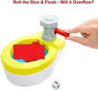 Games - Mattel Games - Flushin' Frenzy Overflow