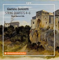Pleyel Quartett Koln - String Quartets 4-6