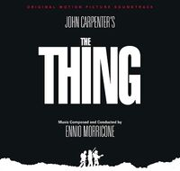Ennio Morricone - The Thing (Original Motion Picture Soundtrack)