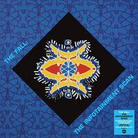 The Fall - Infotainment Scan [140-Gram Clear Vinyl]