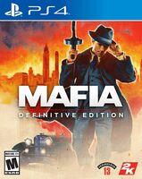 Ps4 Mafia: Definitive Edition - Mafia: Definitive Edition for PlayStation 4