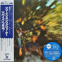Ccr Creedence Clearwater Revival - Bayou Country (Limited) (UHQCD/MQA, Paper Sleeve)