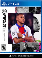Ps4 FIFA 21 Champions Edition - FIFA 21 - Champion's Edition for PlayStation 4