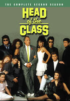 Head of the Class: Season Two - Head of the Class: The Complete Second Season