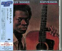 Kevin Moore - Rainmaker [Reissue] (Jpn)