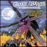 Groovie Ghoulies - Re-Animation Festival (Comc) (Wht) [Download Included]