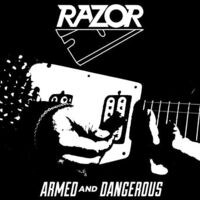 Razor - Armed & Dangerous [Reissue] (Uk)