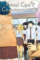 Oda, Tomohito - Komi Can't Communicate, Vol. 15