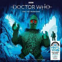 Doctor Who (Colv) (Ofgv) (Uk) - Ice Warriors [Colored Vinyl] (Ofgv) (Uk)
