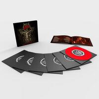 Slayer - Repentless X 6.66 Inch [Indie Exclusive] (Red Vinyl)