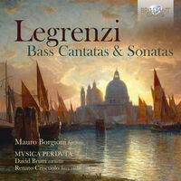 Legrenzi / Borgioni / Criscuolo - Bass Cantatas & Sonatas