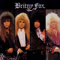 Britny Fox - Britny Fox [With Booklet] [Remastered] (Uk)