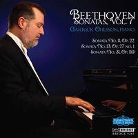 GARRICK OHLSSON - Sonatas 7