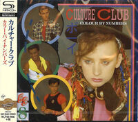 Culture Club - Colour By Numbers (Expanded Edition) (SHM-CD)
