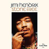 Jimi Hendrix - Stone Free / Lover Man (Pict)