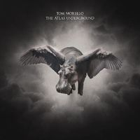 Tom Morello - The Atlas Underground [Indie Exclusive Limited Edition Gold & Black Splatter LP]