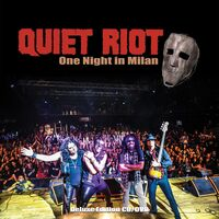 Quiet Riot - One Night In Milan [CD+DVD]