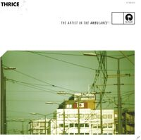 Thrice - The Artist in the Ambulance [Limited Edition Coke Bottle Clear 2LP]
