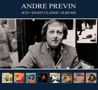 Andre Previn - Eight Classic Albums [Digipak] (Hol)