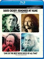 David Crosby - David Crosby: Remember My Name [Blu-ray]