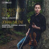 Barber / Dalene / Blendulf - Violin Concertos