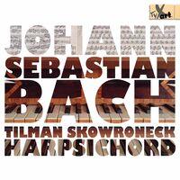 J Bach S / Skowroneck - Works For Hapsichord