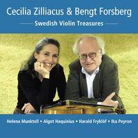 Cecilia Zilliacus - Swedish Violin Treasures