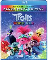 Trolls [Movie] - Trolls: World Tour [3D Dance Party Edition]