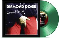 Diamond Dogs - Weekend Monster (Green Vinyl) (Grn)