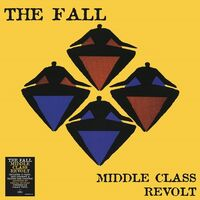 The Fall - Middle Class Revolt [140-Gram Clear Vinyl]