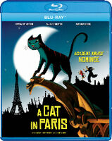 Jean-Pierre Yvars - A Cat in Paris